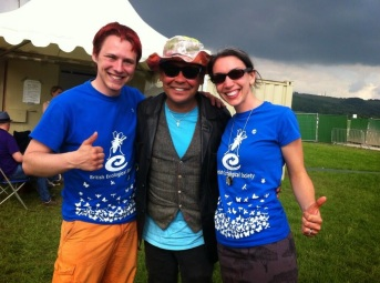 Roadies with Craig Charles
