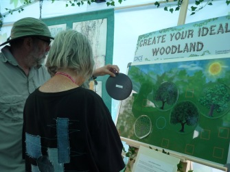 Creating a woodland